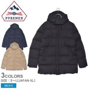 PYRENEX ピレネックス ダウンジャケット メンズ ベルフォール ジャケット HMM040 ブランド フード 保温|z-craft