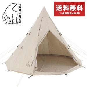 (セール価格) ノルディスク テント アルフェイム19.6 JP(Japanタグ付き) NORDISK 242014 ベージュ キャンプ レジャー アウトドア おしゃれ
