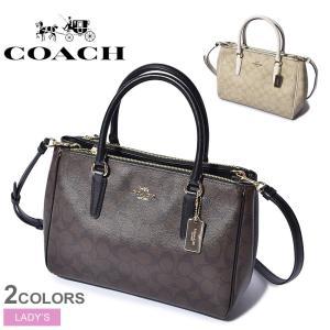 COACH コーチ ハンドバッグ サリー キャリーオール シグネチャー キャンバス F67026 レディース 鞄|z-craft