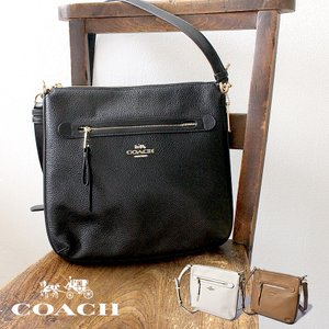 COACH コーチ レクシー ショルダーバッグ F34823 レディース バッグ 鞄 ショルダー レザー|z-craft