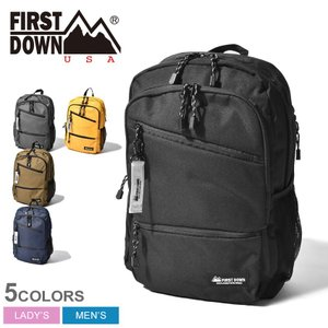 FIRST DOWN ファーストダウン バックパック リフレクターリュック 33012 鞄 かばん アウトドア カジュアル スポーティ|z-craft