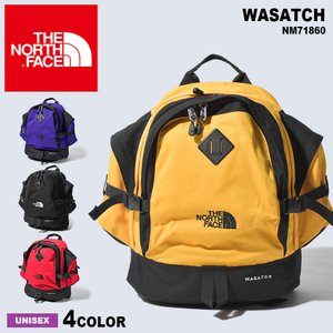 THE NORTH FACE ノースフェイス リュック メンズ レディース バックパック ワサッチ WASATCH NM71860|z-craft