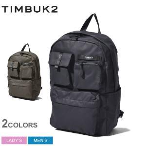 TIMBUK2 ティンバックツー バックパック ランブルパックカーボンコーテッド メンズ レディース リュック 大容量 鞄 通勤 通学 旅行|z-craft