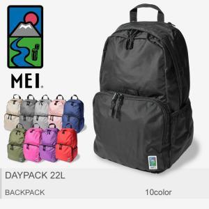 MEI メイ バックパック デイパック22L DAYPACK 22L 180010 メンズ レディース バッグ|z-craft