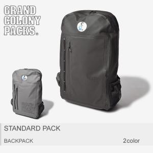グランドコロニーパックス GRAND COLONY PACKS GCP バックパック メンズ レディース スタンダード パック 182015 リュック|z-craft