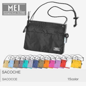 【メール便可】MEI メイ サコッシュ 190008 バッグ 鞄 ショルダーバッグ サブバッグ|z-craft