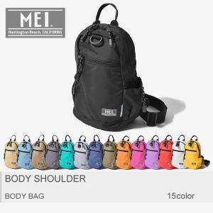 【メール便可】MEI メイ ボディバッグ ボディ ショルダー 190010 バッグ 鞄|z-craft
