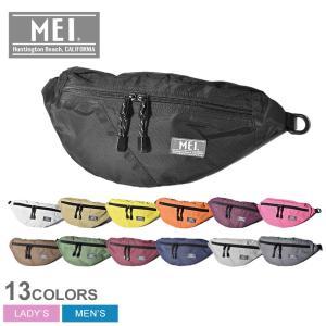 MEI メイ ボディバッグ NEW COL BOTTOMLINE 193001 メンズ レディース バッグ 鞄|z-craft