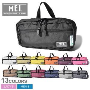 MEI メイ ボディバッグ NEW COL BOTTOMLINE 193002 メンズ レディース バッグ 鞄|z-craft