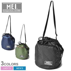 MEI エムイーアイ ショルダーバッグ キルティング ドローバッグ 000193105 メンズ レディース バッグ 鞄|z-craft
