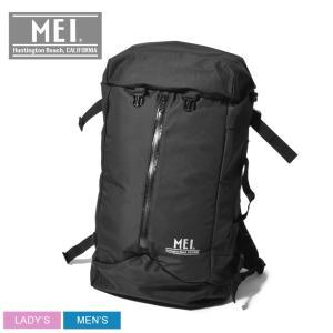 MEI エムイーアイ バックパック クーリエパック 191206 メンズ レディース バッグ リュック 鞄|z-craft