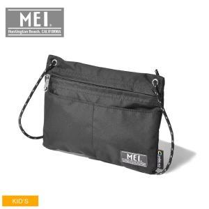 【メール便可】MEI エムイーアイ サコッシュ ショルダーバッグ キッズ ジュニア 191007 子供 バッグ 鞄 カバン|z-craft