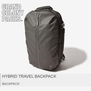 グランドコロニーパックス GRAND COLONY PACKS GCP バックパック ハイブリット トラベル バックパック 183004 メンズ レディース|z-craft