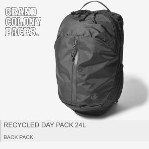 グランドコロニーパックス GRAND COLONY PACKS GCP バックパック リサイクル デイパック 24L 183009 メンズ レディース リュック リュック|z-craft