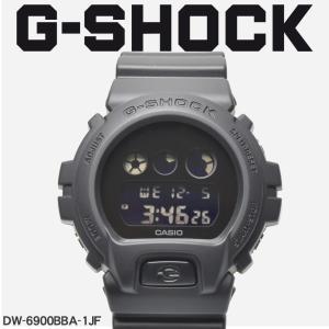 G-SHOCK ジーショック CASIO カシオ 腕時計 メンズ DW-6900BBA DW-690...