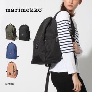 マリメッコ MARIMEKKO バックパック レディース METRO メトロ 39972 45115 46431 バッグ|z-craft