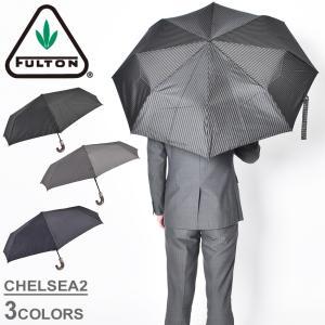 フルトン 折り畳み傘 メンズ レディース CHELSEA2 CITY G818 雨具 FULTON ...