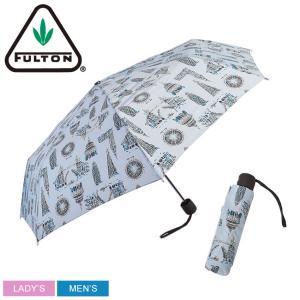 FULTON フルトン 傘 STOWAWAY G701 035542 メンズ レディース 雨具 折り...