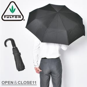 フルトン 折りたたみ 傘 OPEN&CLOSE11 G820 003152 メンズ レディース 雨具...