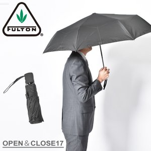 フルトン 折りたたみ 傘 OPEN&CLOSE17 G819 007822 メンズ レディース 雨具...