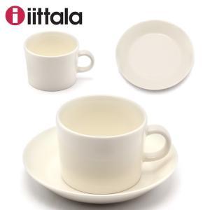イッタラ IITTALA ティーマ TEEMA コーヒーカップ&ソーサー セット 220ml 食洗機...
