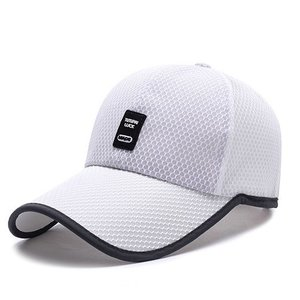 帽子 キャップ メンズ レディース メッシュキャップ 野球帽 通気性抜群 文字ロゴ UVカット スポ...