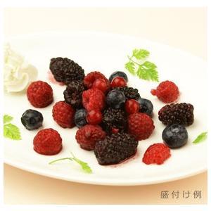 ミックスベリー 500g 兼松 冷凍フルーツ 果物 スイーツ おやつ デザート そのまま使える タル...