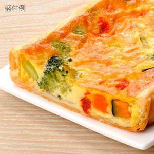 フリーカット 7種の野菜のキッシュ 1本300g 味の素冷凍食品 野菜 フレンチ フランス料理 卵料...