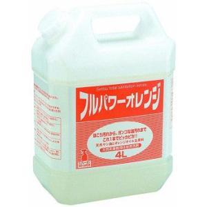 業務用 フルパワーオレンジ4L 摂津製油 通販