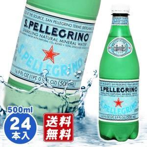 炭酸水 サンペレグリノ 500ml×24本 正規輸入品...