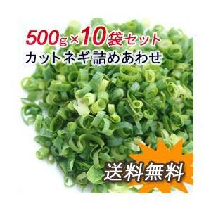 野菜 ねぎ 刻み 5kg ネギ 葱 刻みねぎ カットねぎ [冷凍食品]