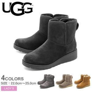 アグ UGG ムートンブーツ レディース クリスティン アグブーツ ミニ シューズ 靴 防寒 ブランド|z-mall