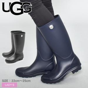UGG アグ レインブーツ レディース シェルビー マット SHELBY MATTE 1098249 ブランド 靴 おすすめ おしゃれ 梅雨 長靴|z-mall