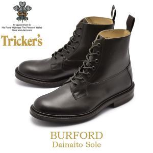 トリッカーズ カジュアルシューズ バーフォード BURFORD 5635/4 メンズ ブランド 靴 ...