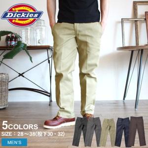 DICKIES 873 SLIM STRAIGHT PANTS ■サイズについて ・股下 レングス3...