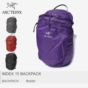 アークテリクス バックパック インデックス 15 バックパック 18283 メンズ レディース AR...