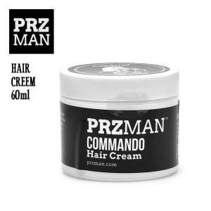 PRZMAN プラズマン スタイリング剤 ヘアクリーム 60ml メンズ 髪 スタイリング ブランド 誕生日 プレゼント ギフト|z-mall
