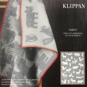 クリッパンより ウール ブランケット  (KLIPPAN BLANKET 242304) です。ラム...