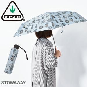 フルトン 傘 STOWAWAY G701 035542 レディース メンズ 雨具 折りたたみ FUL...