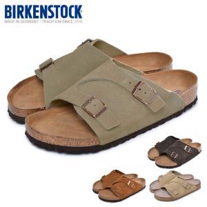 BIRKENSTOCK ビルケンシュトック メンズ サンダル チューリッヒ BS ZURICH BS 靴 シューズ レザー コンフォート
