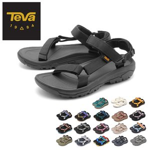 テバ スポーツサンダル レディース ハリケーン XLT 2 TEVA 1019235 ブラック 黒 ホワイト 白 カーキ グレー ブルー サンダル 靴