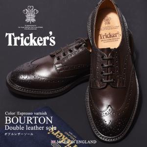 トリッカーズ TRICKER'S TRICKERS カントリー バートン エスプレッソバーニッシュ ...