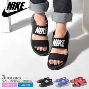 ナイキ サンダル メンズ レディース タンジュン 882694 NIKE 靴 ブランド ロゴ フラッ...