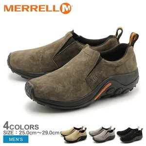 メレル MERRELL 靴 メンズ ジャングルモック スニーカー レザー