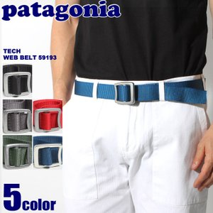 パタゴニア PATAGONIA ベルト テック ウェブ ベル...