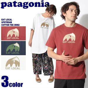 パタゴニア PATAGONIA カットソー イート ローカル...
