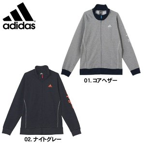 アディダス adidas リニアスウェット ジャケット メンズ