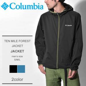 ■ITEM COLUMBIAから「テンマイル フォレスト ジャケット」です。 軽量、極薄、パッカブル...