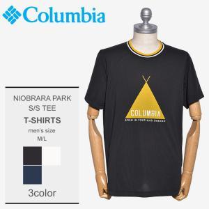 ■ITEM COLUMBIAより「ナイオブララ パーク Tシャツ」です。 【オムニウィック】 サラッ...