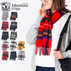 JOHNSTONS ジョンストンズ ストール CASHMERE STALL WA000057 メンズ...